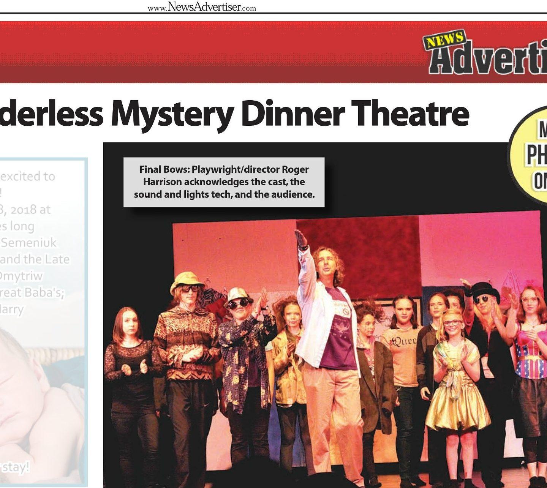 Murderless Mystery Dinner Theatre in the VNA