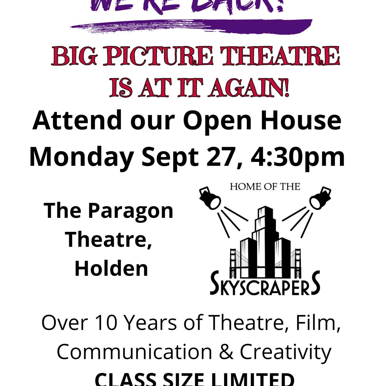 Open House 2021-22 & Info